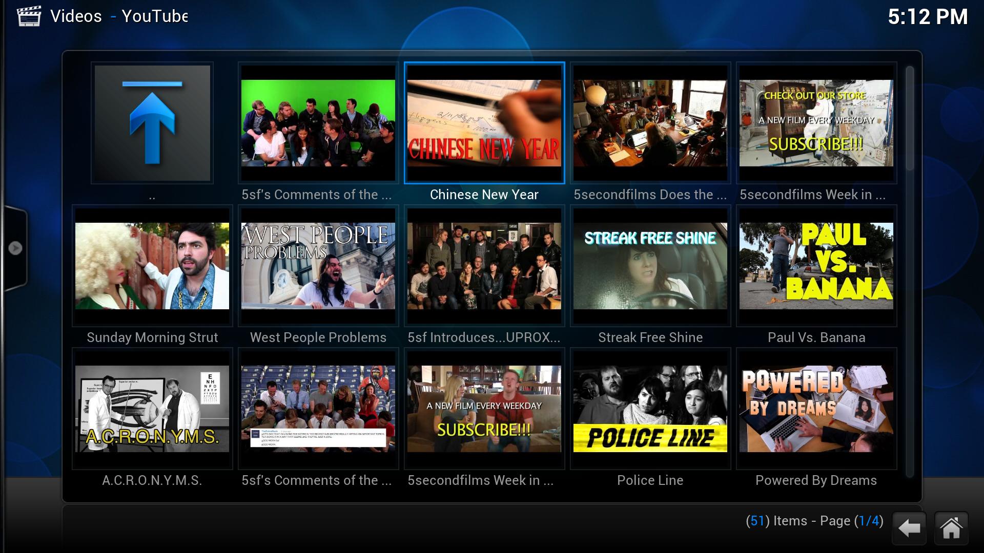 Dejtingprogram tv 3 xbmc