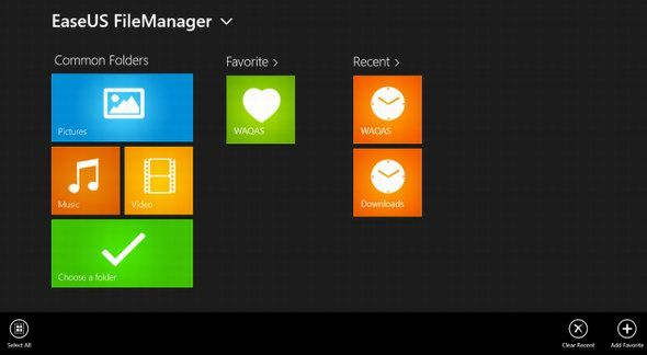 file manager for windows 8