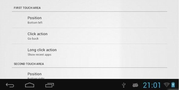 hide bottom bar android tablet