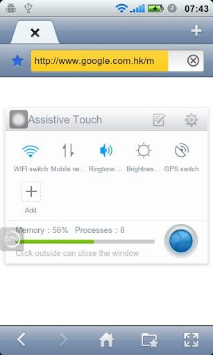 access settings android