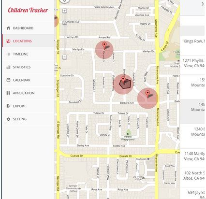 36   Safet Children Tracker: Monitor Your Childrens Activities (SMS,Calls,Browsing) Remotely 24/7 (Android)