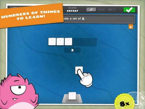 learn maths with beluga
