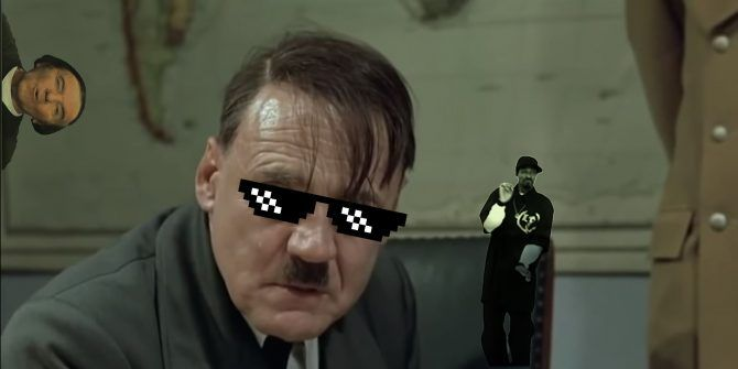 How to Make Your Own Hitler Video Meme With Subtitles