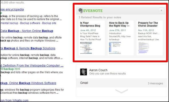 20 Evernote Search Features You Should Be Using Evernote In Google Search backup