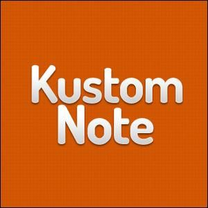 KustomNote: Experience Evernote Like Never Before With Custom Templates