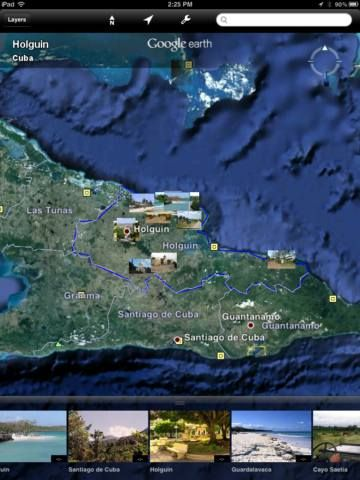 google earth for ipad 2