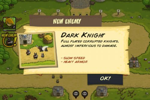 kingdom rush tower defense games