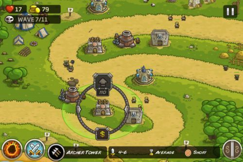 kingdom rush towers