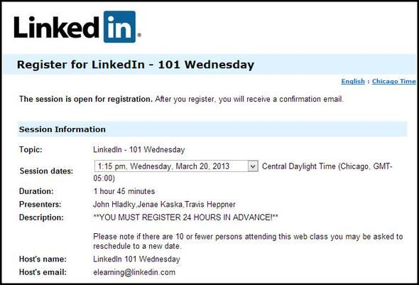 How to find a new job using linkedin for dating