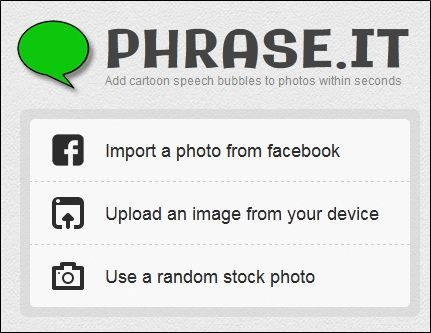 add speech bubbles to images