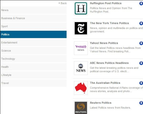 Rolio: Subscribe To The Best Feeds & Get The Most Interesting Online News Politics