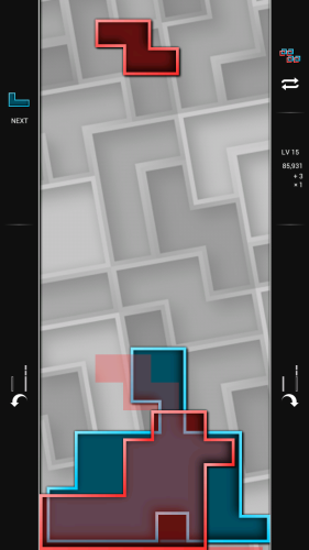 tetris alternative app