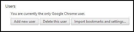 How To Become A Chrome Power User, Part 2: Bookmarks, Settings & Extensions Settings Users