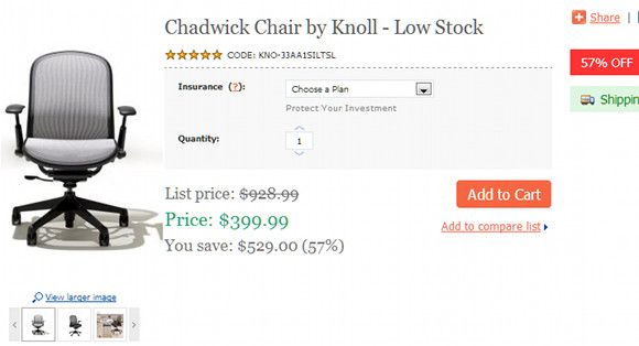 buy office chair online