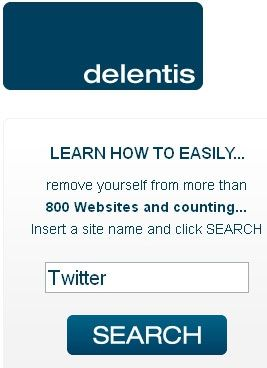 how to delete your account on popular websites