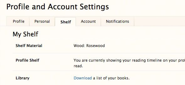shelfari to goodreads