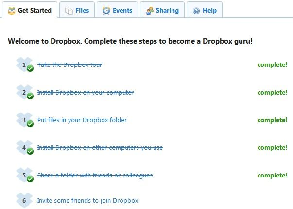 The Unofficial Guide To Dropbox dropbox 14