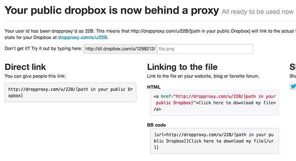dropproxy