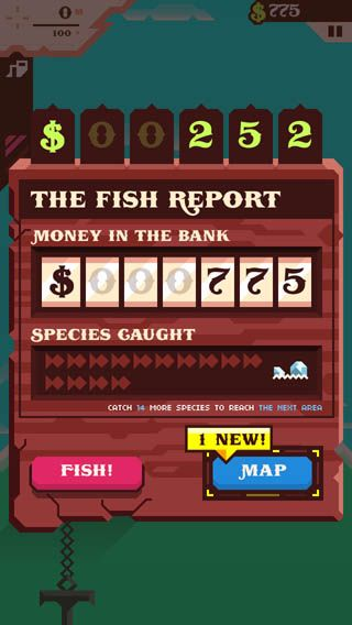 ridiculous fishing clone