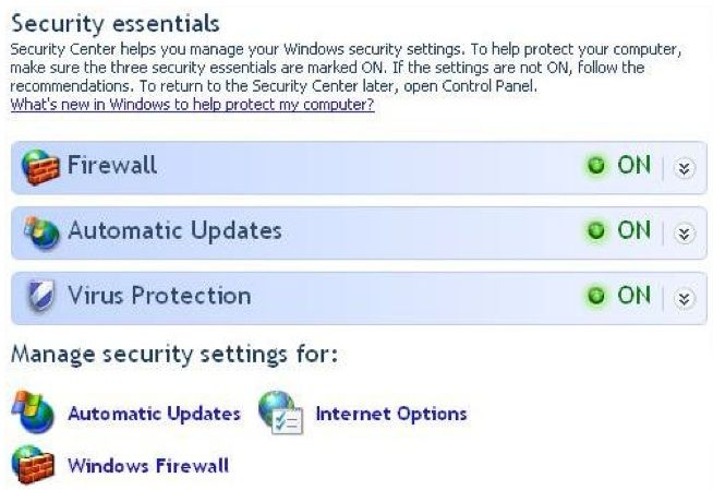 A Universal Guide To PC Security hackproof 10