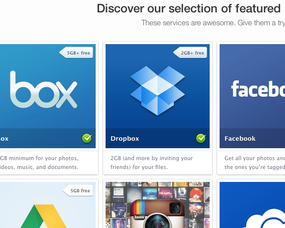 jolidrive2   Jolidrive: Organize All Your Cloud Storage In One Place
