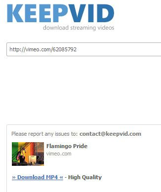 keepvid   KeepVid: Download Video From Popular Websites To Your Computer