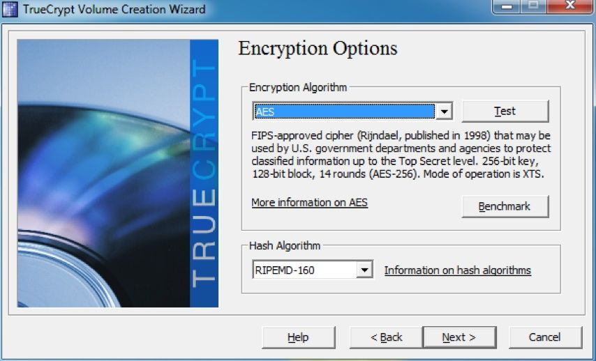 TrueCrypt User's Guide: Secure Your Private Files lockdown 21