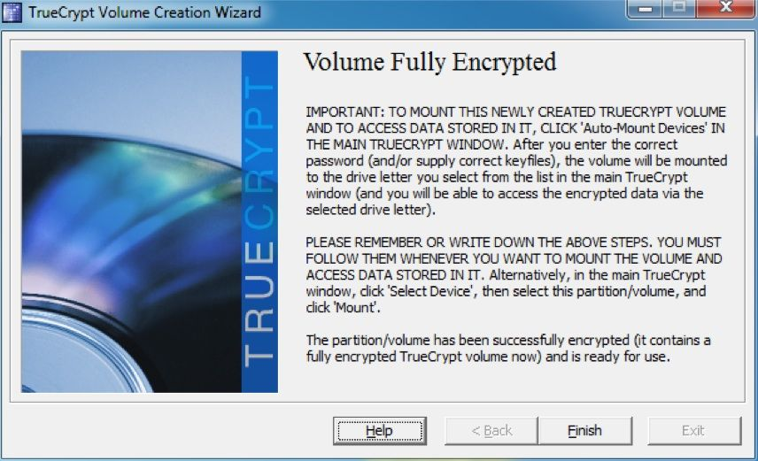 TrueCrypt User's Guide: Secure Your Private Files lockdown 26