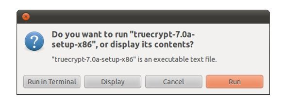 how to use truecrypt