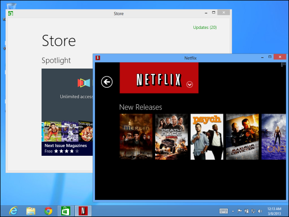 customize windows 8
