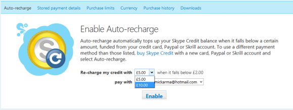how to get free credit in skype