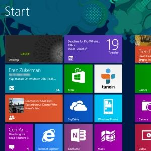 Make The Windows 8 Start Screen Work For You