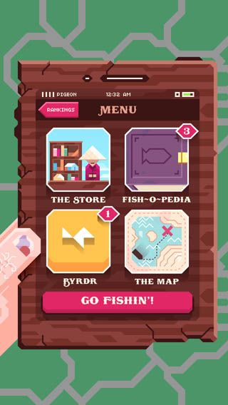 ridiculous fishing ios