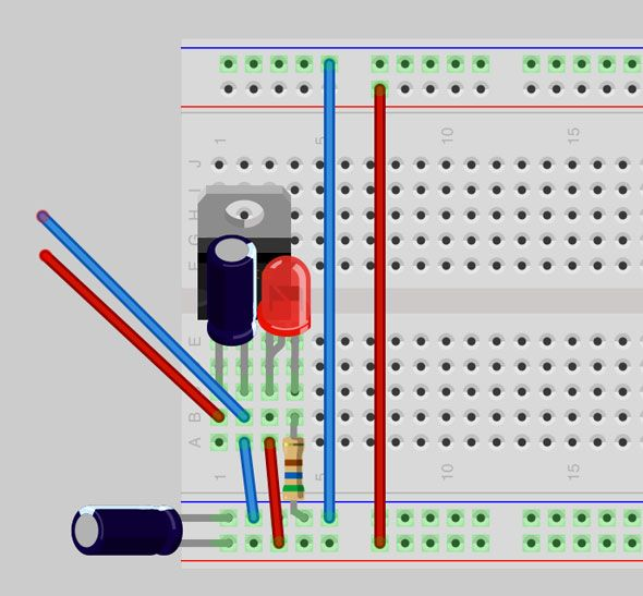 build arduino from scratch