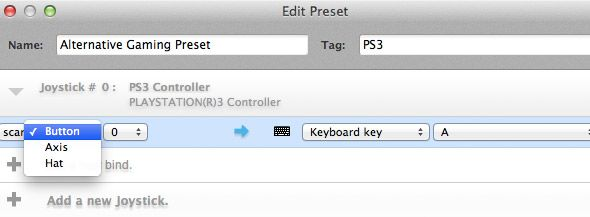 connect controller to mac