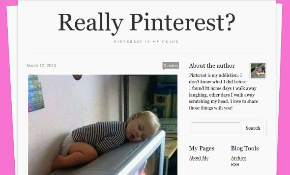 why pinterest is bad