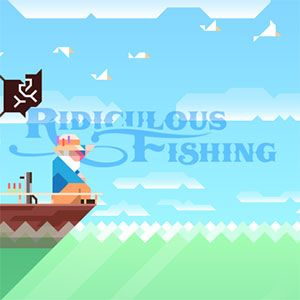 Ridiculous Fishing: Way More Than Just a Cloned Game [iOS]
