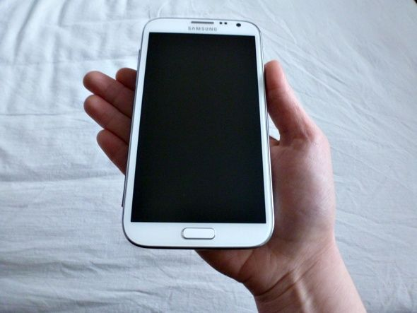 samsung galaxy note 2 review