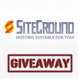 Affordable, Secure and Fast Web Hosting by SiteGround [Giveaway]