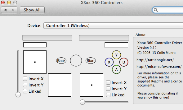 connect game console to mac