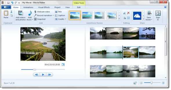 How To Add A Photo Slideshow To YouTube youtube slideshow09