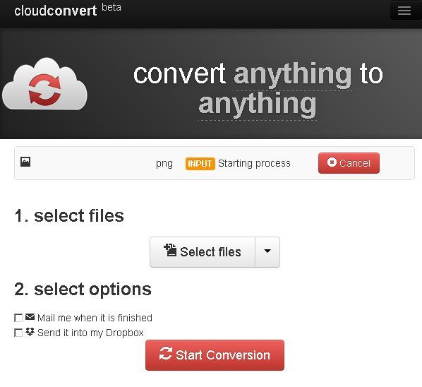 mobile file conversion