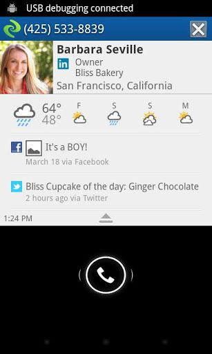 caller id app android
