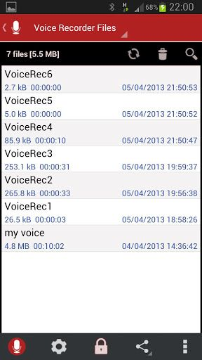 mp3 incall recorder