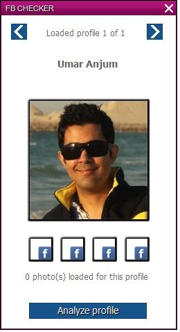 Checker   FB Checker: A Desktop App To Find Out If a Facebook Profile Is Fake