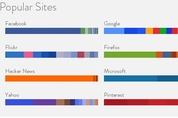 colors of websites