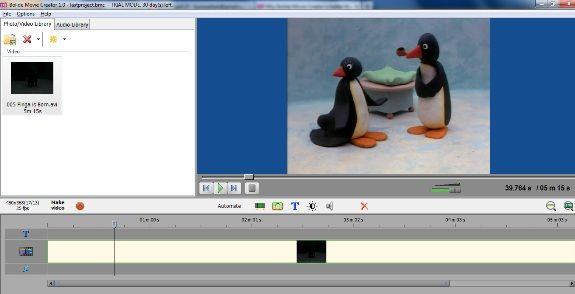 user friendly video editing software