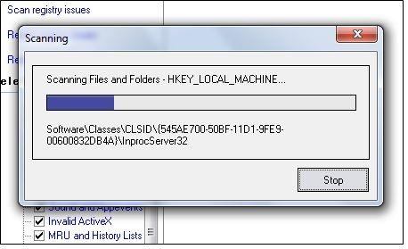 eusing free registry cleaner