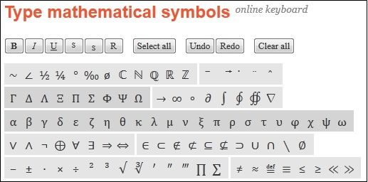 TypeIt: Use Non-English Special Characters With Ease Mathematical