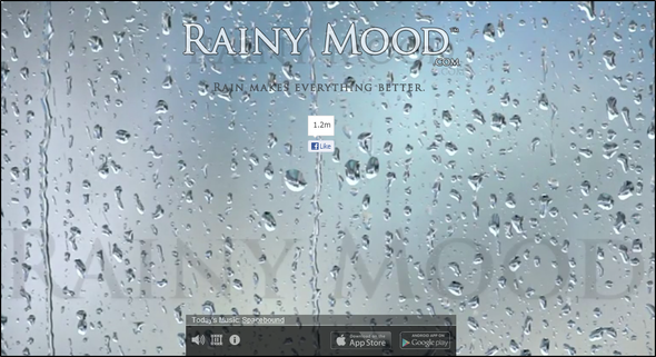 10 Websites That Will Help Drown Out The Noise So You Can Stay Focused Rainy Mood